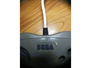 Sega Saturn Model 2 Cable Strain Relief