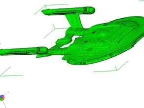Star Trek Enterprise NX-01 v2