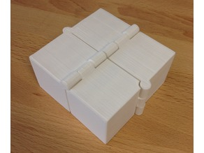 Four Hinged Boxes