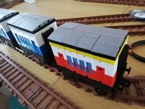 Little passanger car for TKTrain - A kBricks based train system