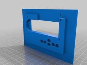 LCD Keypad Shield for Arduino - Laser Panel