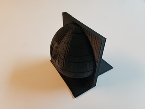 Death Star Bookend (with light)