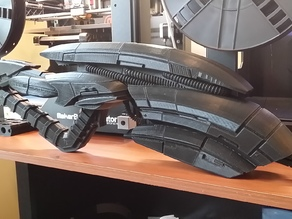Geth Rifle Mass Effect