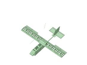 3D print RC airplane