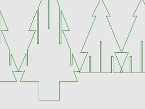 Big Holiday Tree