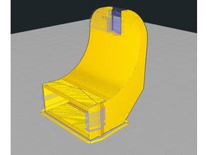 New Fan Duct 4Max f3 innovator