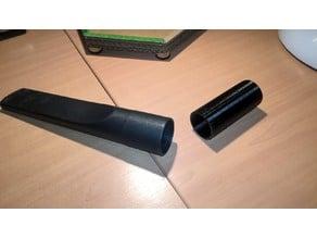Vacuum hose pipe adaptor
