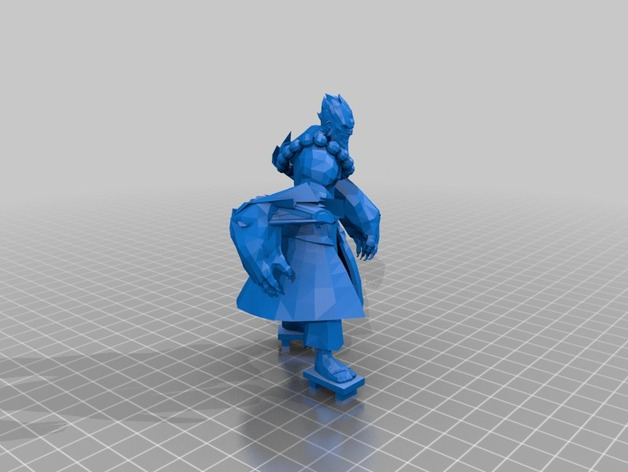 League Of Legends Champions And More By Paddypaddo Thingiverse