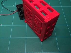 Remixed version of the TinyG botom plate.