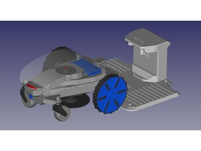 Lawn Mower Roboter (parts comming soon)