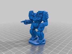 MWO Battlemaster BLR-1G 6mm 1:285