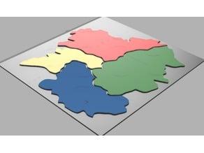 Galicia Puzzle 9x9