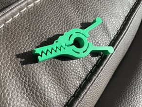 Alligator Chip Clip