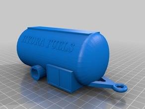Trailer N20 motor battery carrier