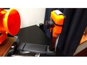 Prusa i3 MK3 Raspberry Pi Camera Bed Mount - Updated