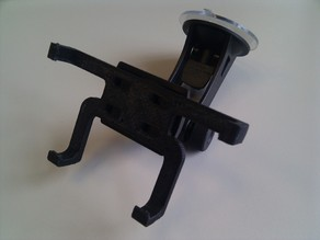 HTC HD2 Car mount