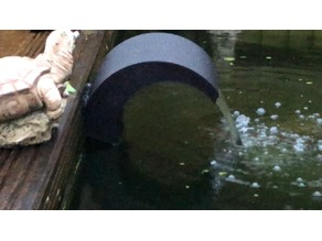 Pond Blade 2 30mm holes