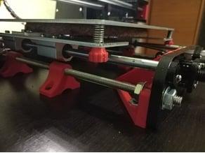 M3 nut Knob (Alternative for Anet A6)