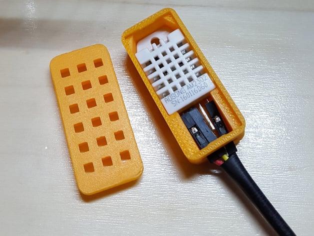 Dht22  Am2302 Digital Temperature Humidity Sensor Box