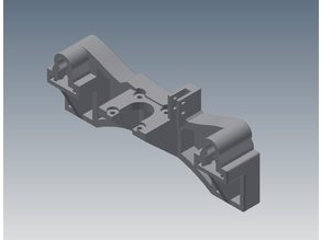 Linear Rail Y Axis Wilson LulzBot 2020