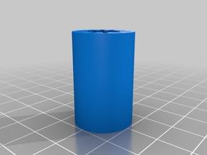LMUU10 Customized Parametric Linear Bearing with Optional Split