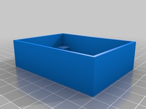 Basic Case for 5mm x 7mm prototype board (pcb)