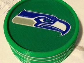 Seattle Seahawks Coaster