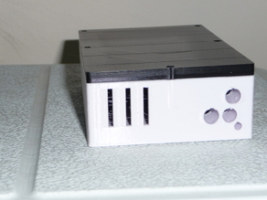 STC-1000 enclosure 3 hole