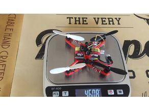 85mm brushed micro quad light weight