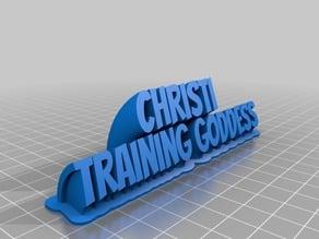 Christi Plate 1