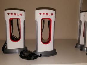 Tesla Charger Side Bars