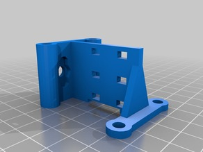 Comm Dock v.1 (Coax Mount) - For TBS SourceOne