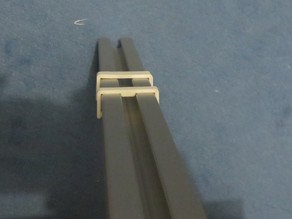 3030 extrusion profile clips