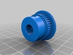 GT2 CNC Pulleys