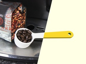 Coffee Measuring Spoon 7g With Hole