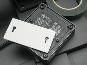 Intel NUC VESA Glue-On Mount