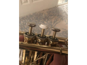 Bach Trumpet Finger Button Replacement