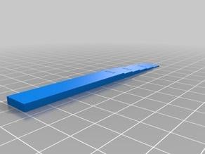Gauge 0.5/1/1.5/2/2.5/3mm