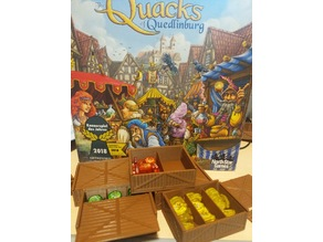 Quacks of Quedlingburg Bit Holders (Geekup Bits)