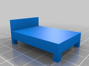 Double Bed (European Size)