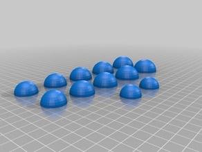 Semi sfere 2,0 -- 3,0