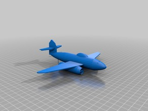 ME 262 Fighter