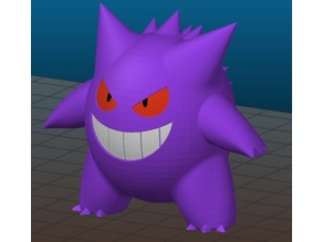 Gengar - multimaterial remix