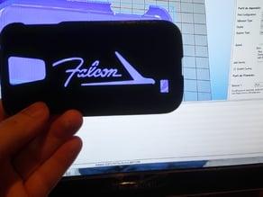 Samsung Galaxy S4 Case - Ford Falcon