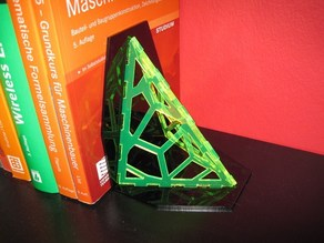 Voronoi bookend