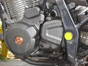 Suzuki DR650 SE Frame Plug