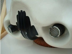 Stormtrooper: Hovi mix / Comlink (ANH)