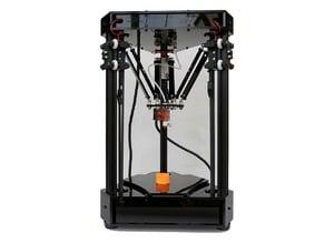 Delta 3D Printer for Maker space