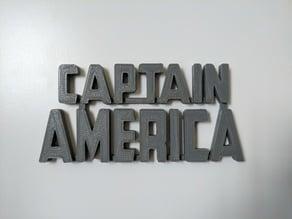 Captain America Logo (Marvel)