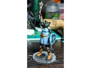 Jade- Catfolk Cleric